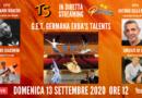 Domenica 13 settembre alle 12.00 ospiti a Poltronissima in diretta streaming: Gianni Mancini, Antonio Della Monica, Pietro Giacomini e Lorenzo De Liso per G.E.T. – Germana Erba's Talents