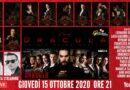 Giovedì 15 ottobre alle 21.00 ospite a Poltronissima in diretta streaming tutto il Cast di Vlad Dracula Opera Musical con Ario Avecone e Simone Martino.