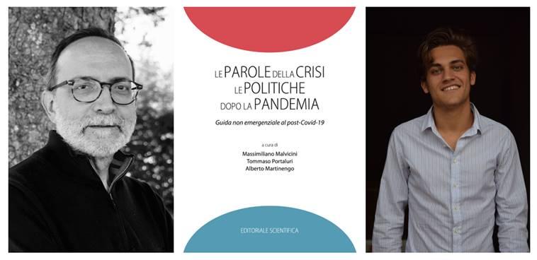 """LE PAROLE DELLA CRISI, LE POLITICHE DOPO LA PANDEMIA. Guida non emergenziale al post Covid: il capitolo """"Ripensare il teatro al tempo del Covid-19"""""""