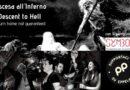 """Dal 25 marzo 2021 in occasione della Giornata Nazionale dedicata a DANTE ALIGHIERI, a 700 anni dalla sua morte andrà in scena l'opera rock ispirata alla Divina Commedia """"DISCESA ALL'INFERNO"""""""