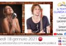 Lunedì 18 gennaio 2021 alle ore 19.00 ospiti in diretta a Poltronissima in radiovisione: Pamela Lacerenza e Simone Gianlorenzi