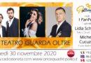 Lunedì 30 novembre 2020 alle ore 19.00 ospiti a Poltronissima in diretta radio: I Pampers, Lidia Schillaci e Michele Cucuzza