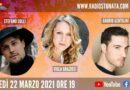 Lunedì 22 marzo 2021 alle ore 19.00 ospiti in diretta a Poltronissima in radiovisione: Stefano Colli, Viola Graziosi e Gabrio Gentilini