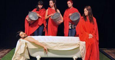 """Giovedì 3 giugno 2021 il Teatro Argentina di Roma accoglie le affascinanti e suggestive atmosfere del Purgatorio dantesco con """"PER CORRER MIGLIOR ACQUE ALZA LE VELE"""""""