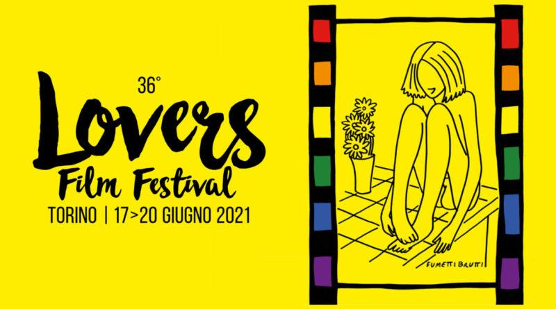 Arriva a Torino Il LOVERS FILM FESTIVAL dal 17 al 20 giugno 2021, il più antico festival sui temi LGBTQI d'Europa e terzo nel mondo diretto da Vladimir Luxuria