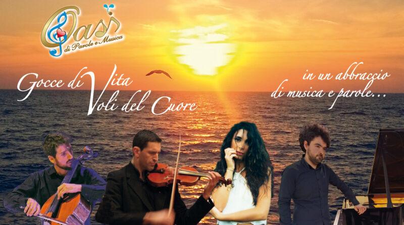 """Il 12 e 13 giugno il Chiostro dei Gerolomini di Saludecio (RN) ospiterà lo spettacolo di parole e musica """"Echi antichi nella Voce di Madre Terra"""" di Roberta Arduini"""