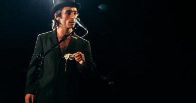 """Il 17 luglio 2021 saranno in scena Giuseppe Mortelliti al Teatro Trastevere di Roma con """"SCARABOCCHI"""""""