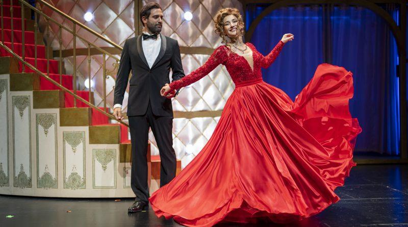Dal 28 settembre 2021 al 8 gennaio 2022 sarà il scena PRETTY WOMAN il Musical al Teatro Nazionale CheBanca! di Milano