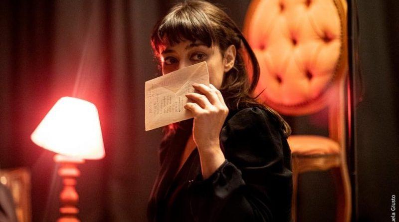 """Dal 14 al 17 ottobre 2021 al Teatro Elicantropo di Napoli sarà in scena Elena Arvigo con """"DIARI DELLA GUERRA"""""""